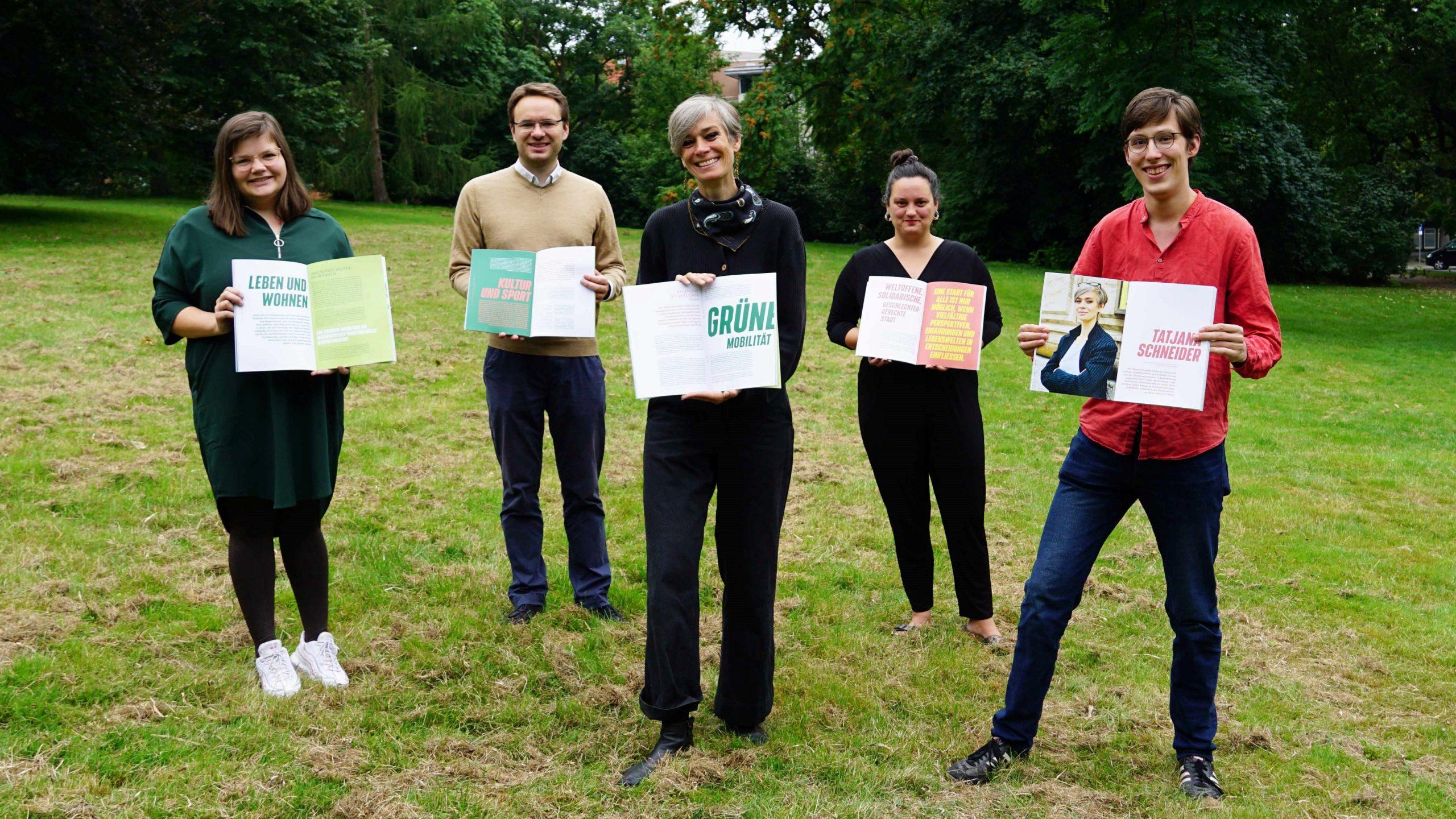 Kommunalwahl 2021 – Grünes Programm für Braunschweig