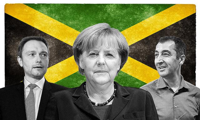 Viel Skepsis: Große Koalition in Niedersachsen und Jamaika im Bund