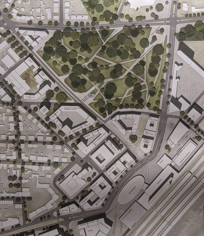 Grüne zum Bauprojekt am Hauptbahnhof
