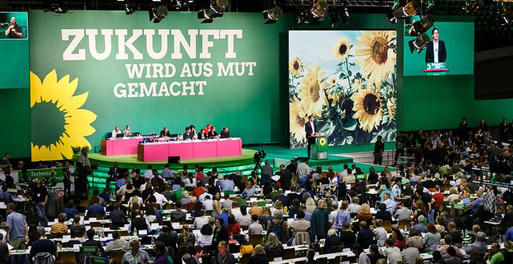 Grüner Bundesparteitag 2017 – Programm beschlossen