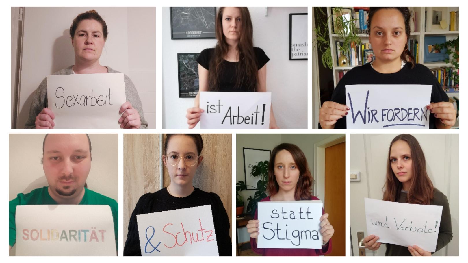 Bordellartiger Betrieb in Gliesmarode: Die AG Gender*intersektional fordert Schutz statt Stigmatisierung von Sexarbeiter*innen