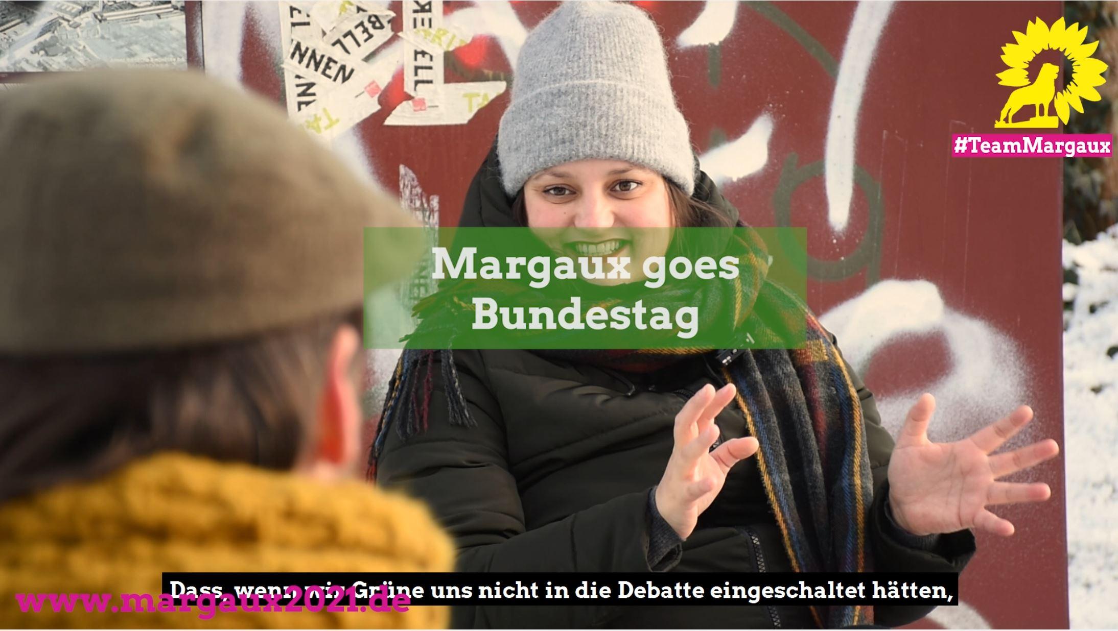 2# Folge Video Podcast: Margaux goes Bundestag