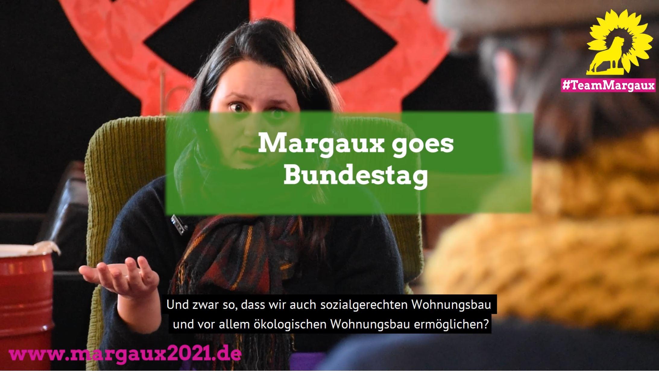 Folge #3 Video Podcast Margaux goes Bundestag