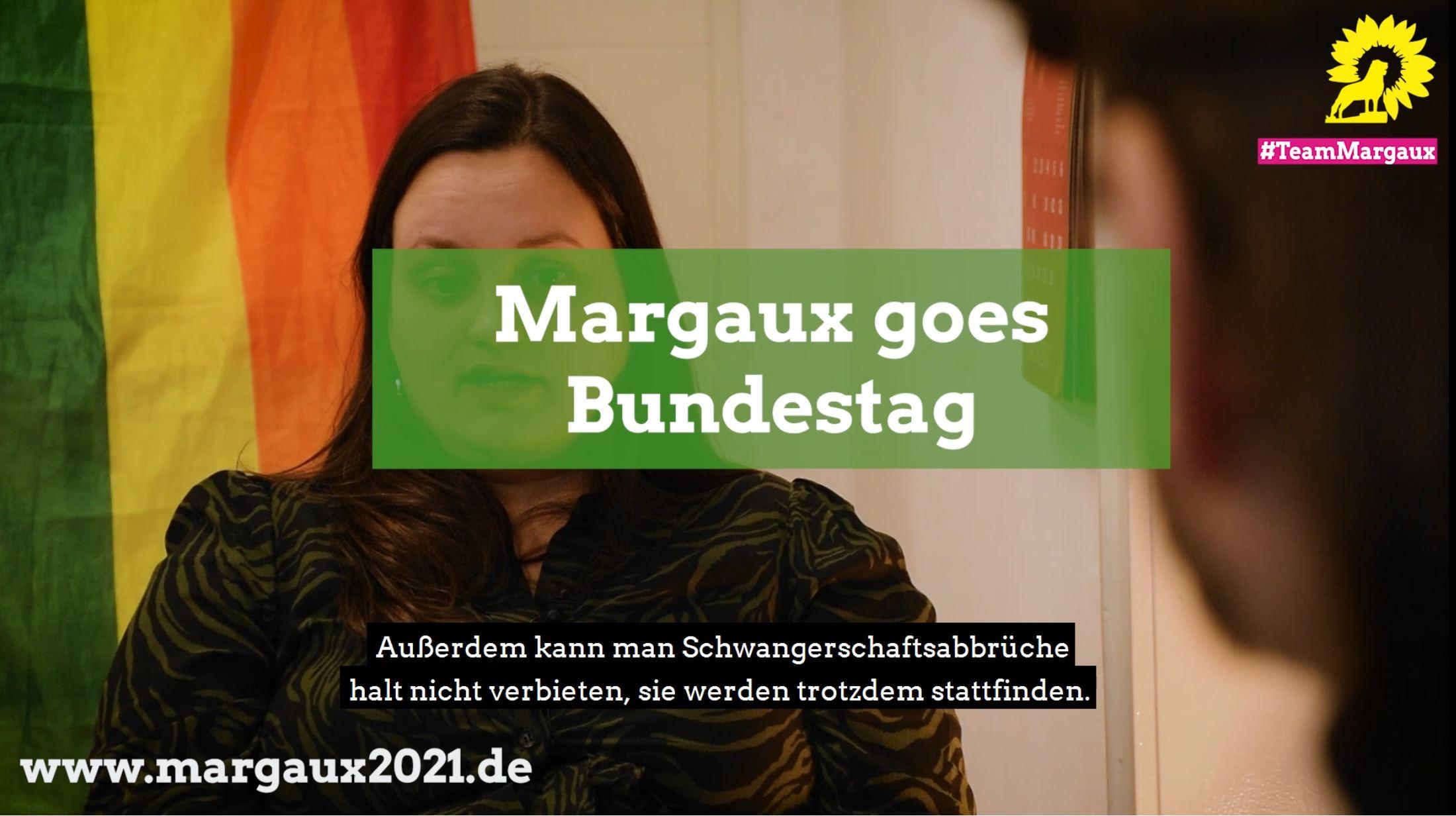 Folge #4 Video Podcast Margaux goes Bundestag