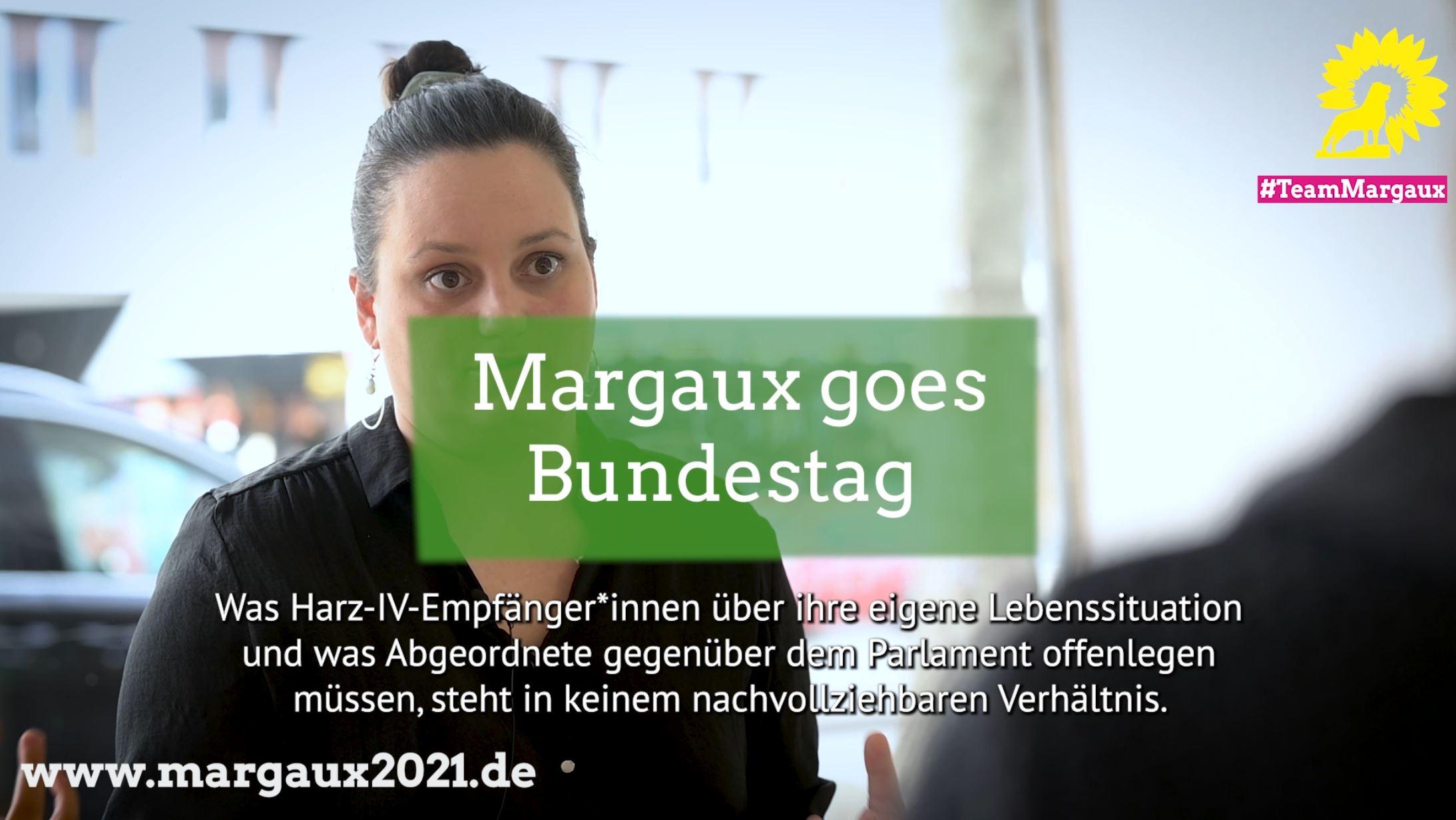 Folge #5 Video-Podcast Margaux goes Bundestag