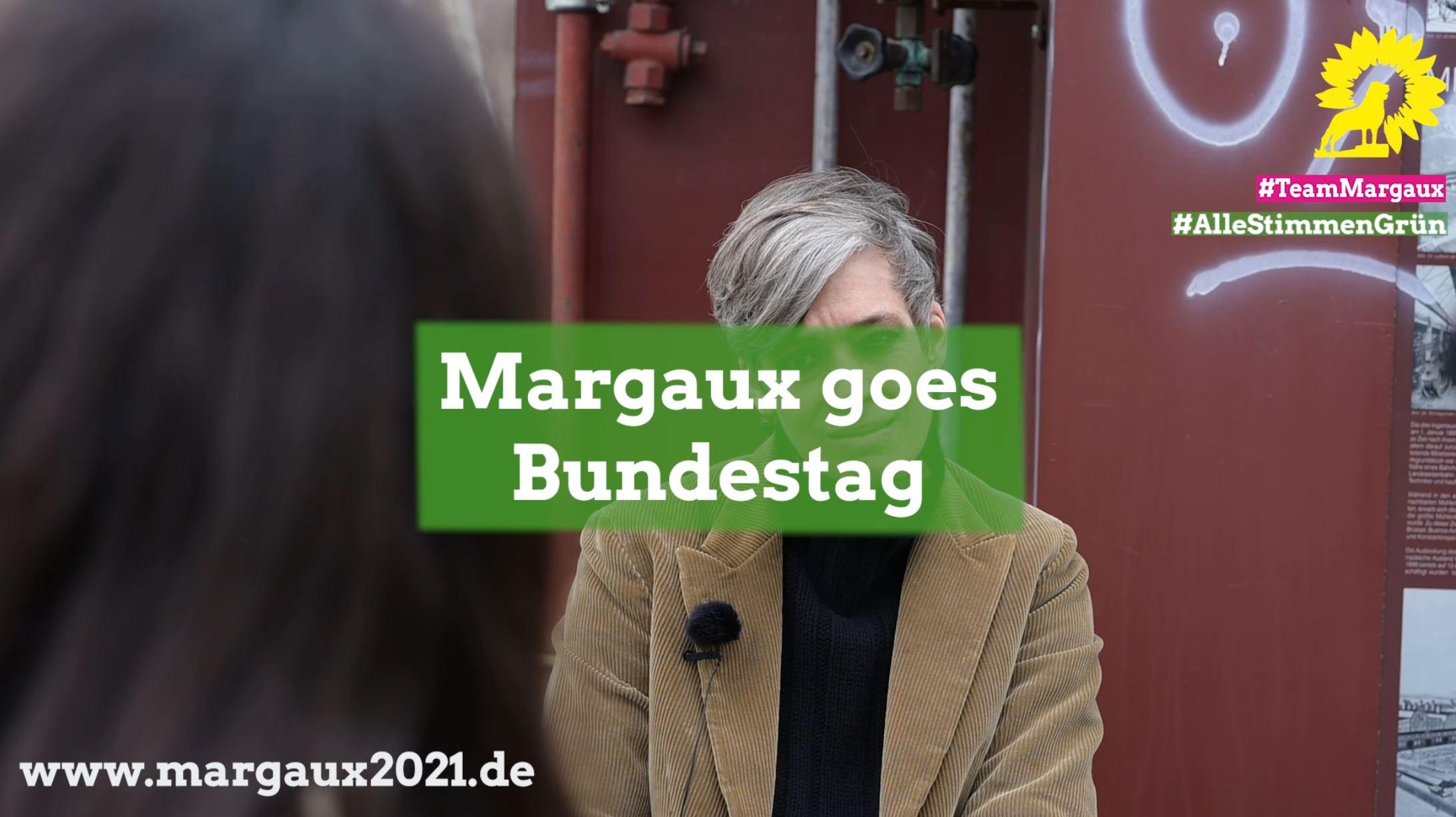 Folge #6 Video-Podcast Margaux goes Bundestag