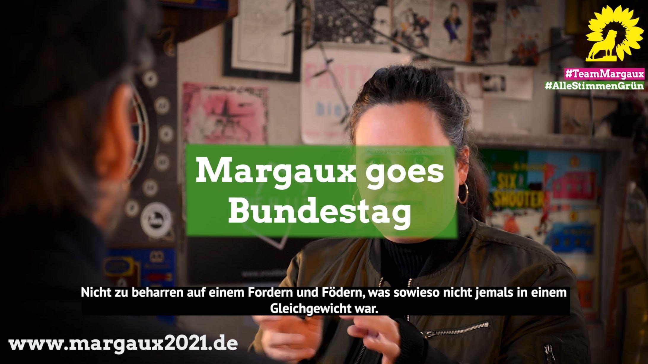 Folge #7 Video-Podcast Margaux goes Bundestag