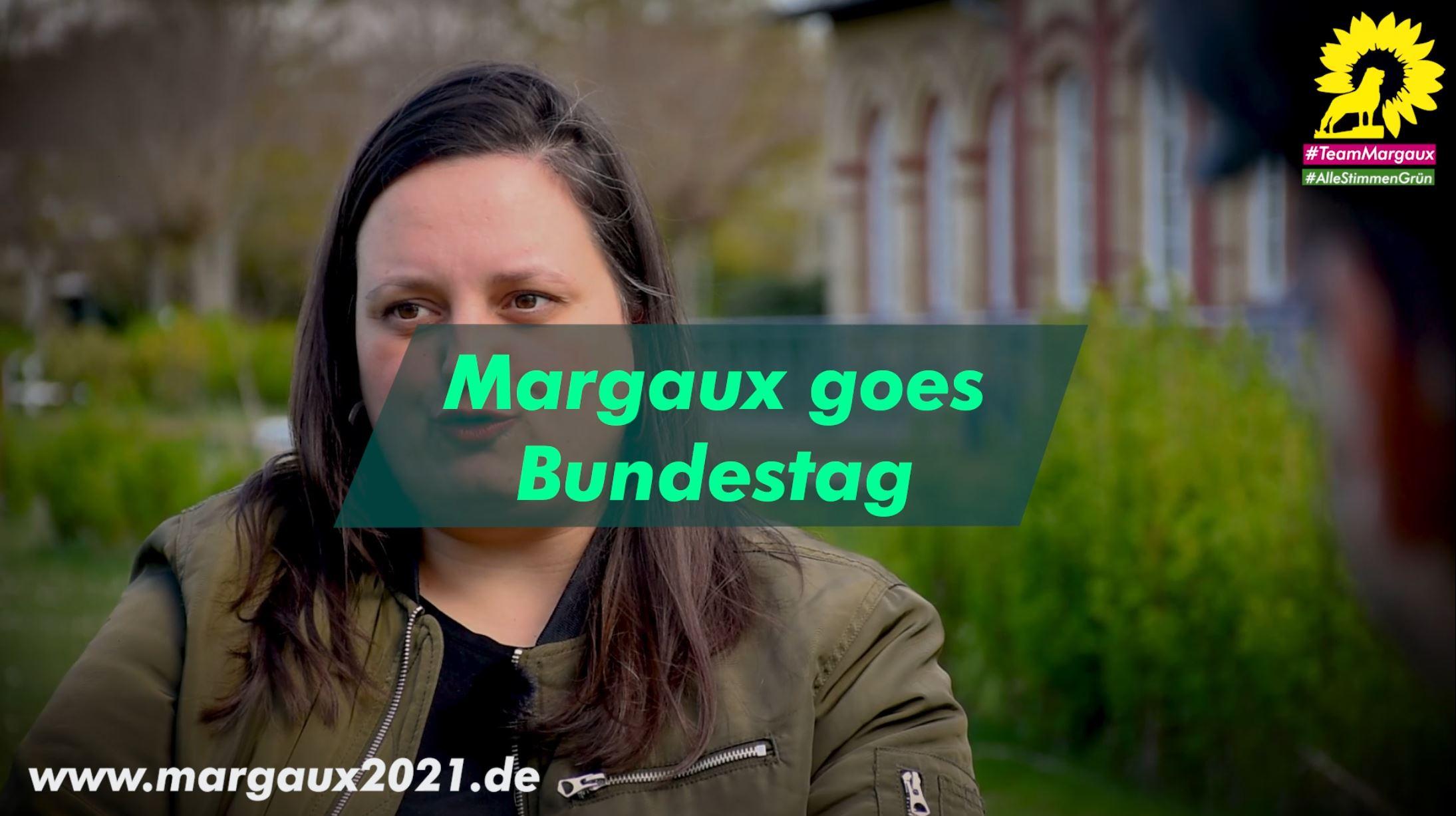 Folge #8 Video-Podcast Margaux goes Bundestag