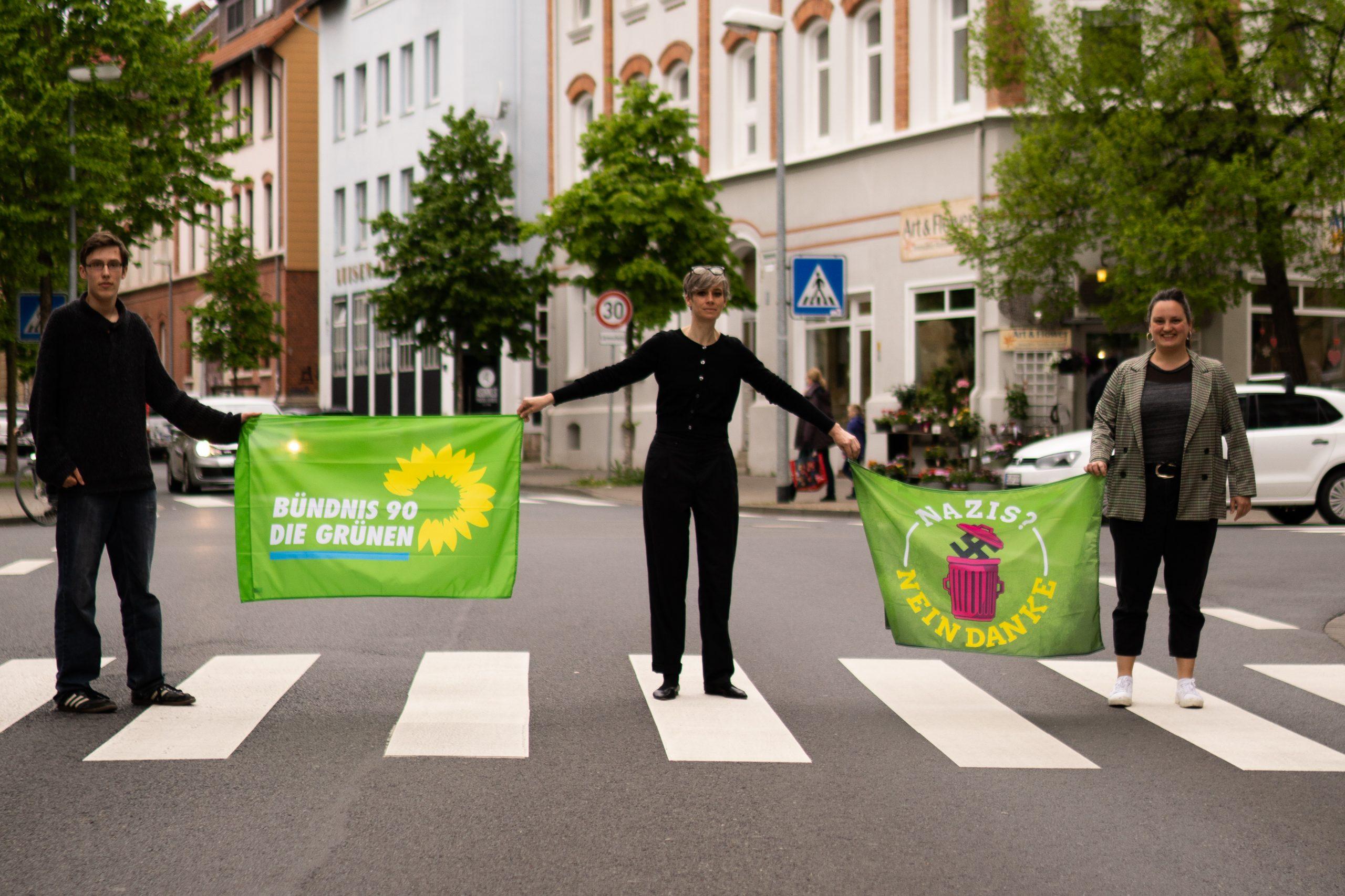 Grüne in Braunschweig stehen geschlossen gegen Rechts