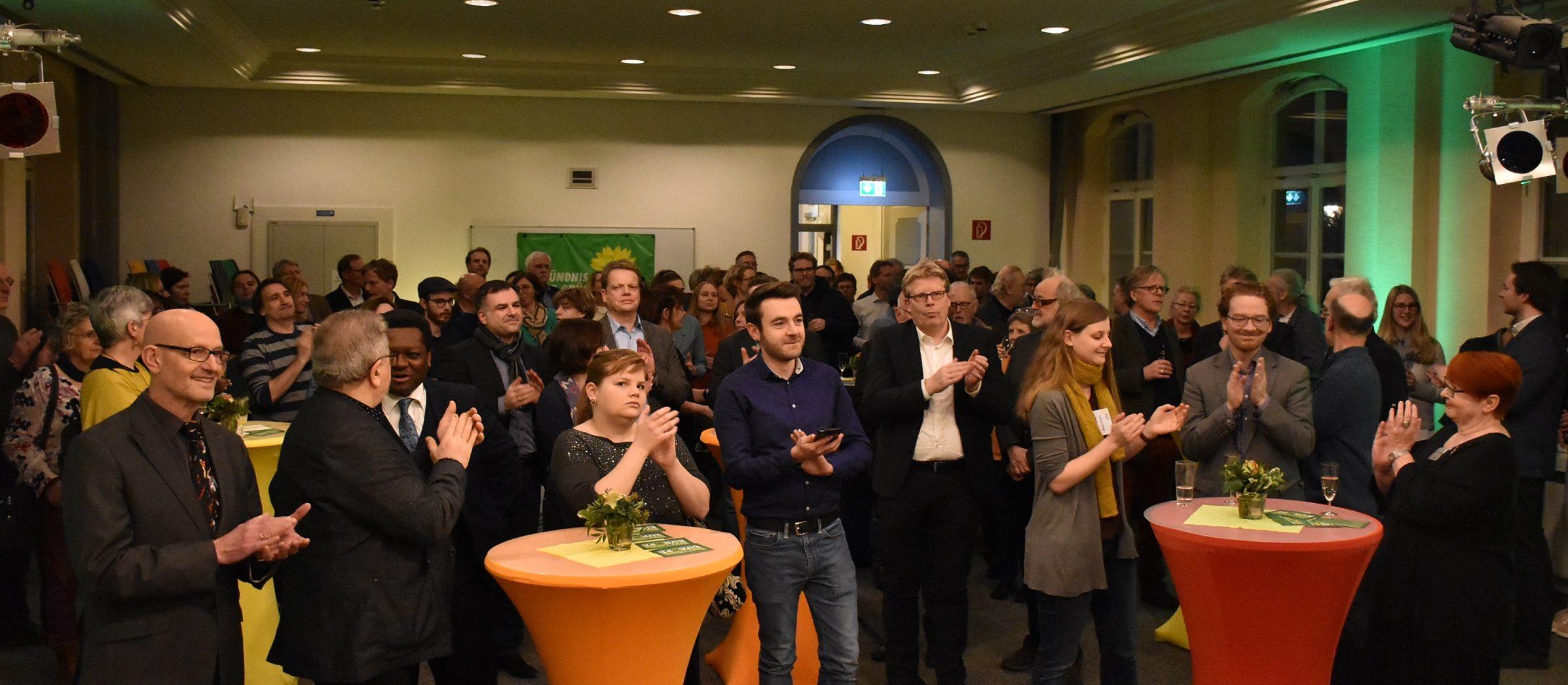 Grüner Neujahrsempfang: Pro-europäischer Start in das Jahr 2019