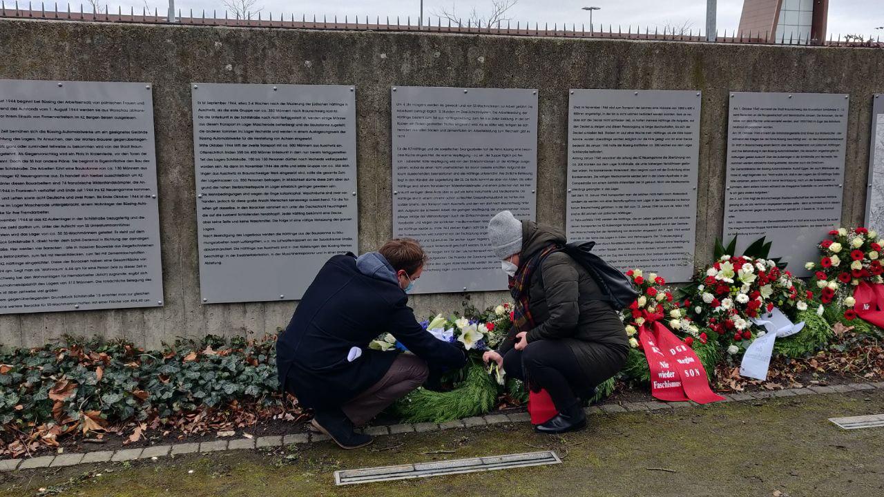 Gedenken an die Opfer des Nationalsozialismus | 27.01.2020