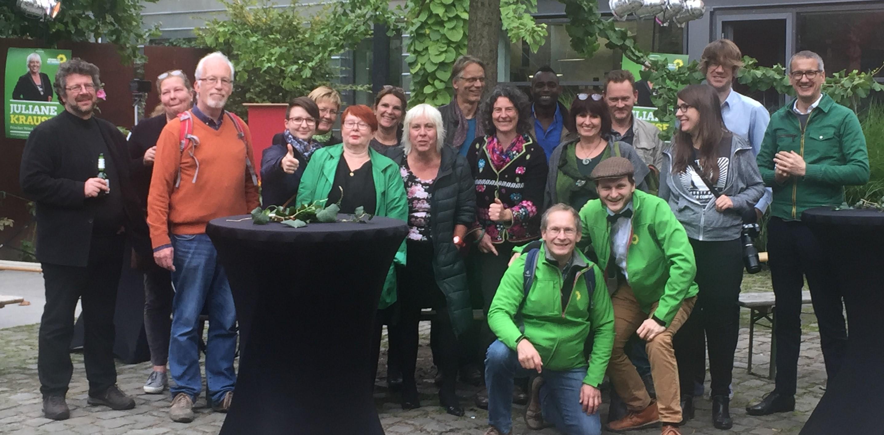 Wir Grüne sind der Gegenentwurf zur AfD!