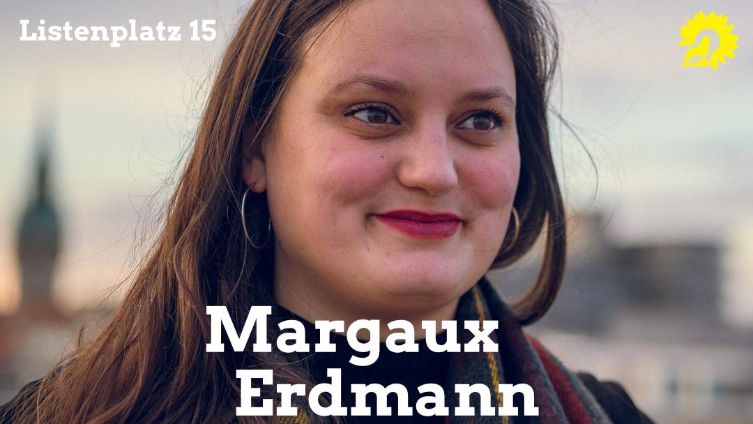 Braunschweiger Kandidatin für den Bundestag Margaux Erdmann auf Listenplatz 15 gewählt