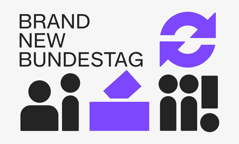 Brand New Bundestag unterstützt GRÜNE Bundestagskandidatin Margaux Erdmann