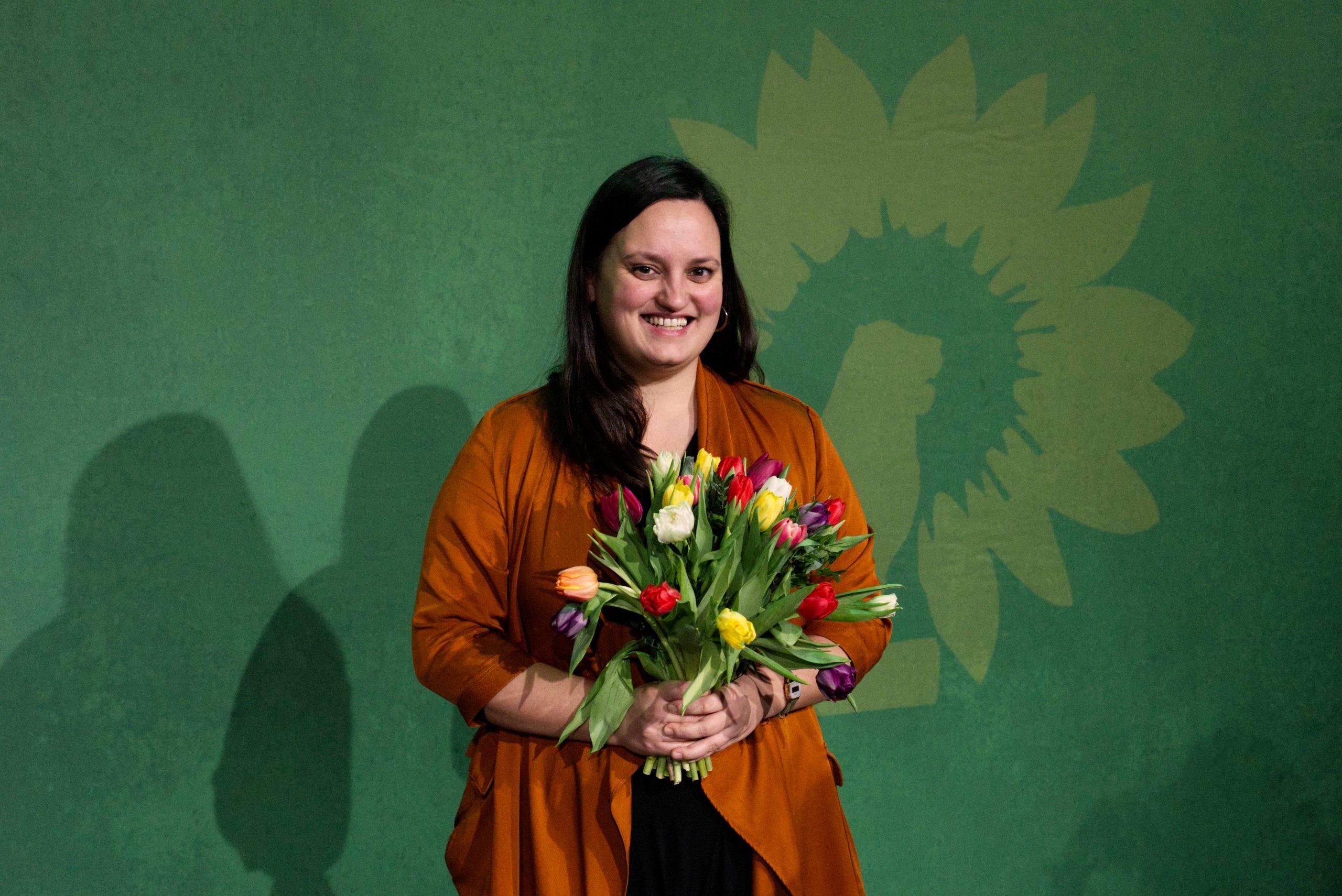 Grüne wählen Margaux Erdmann zur Bundestagskandidatin