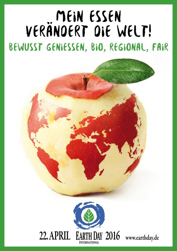 """""""Earth Day"""": Mein Essen verändert die Welt!"""