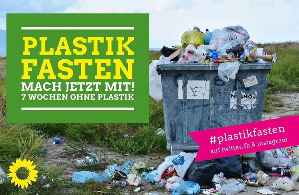 Grüne unterstützen Plastikfasten