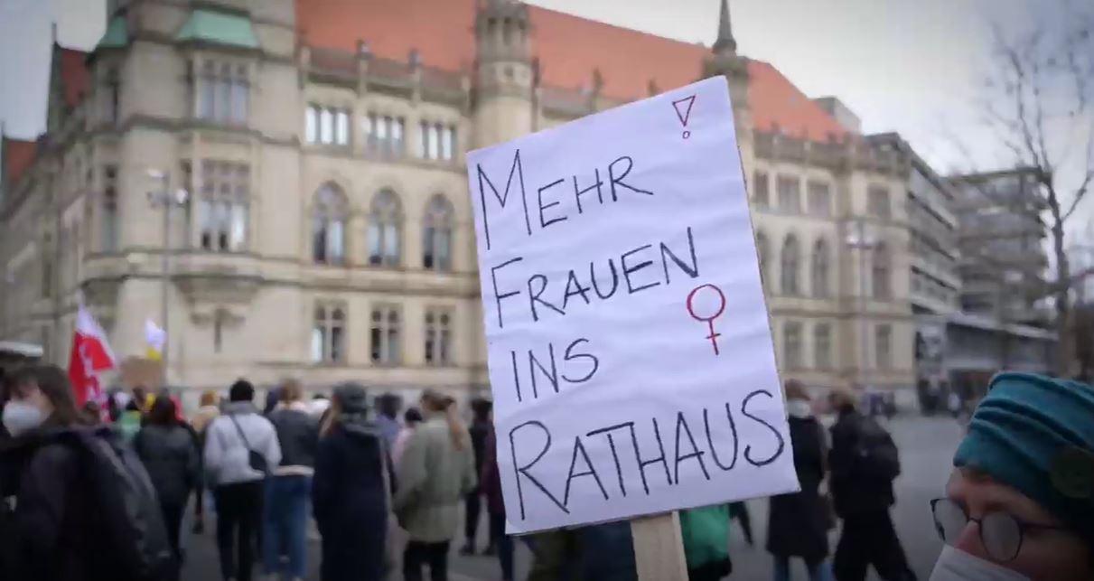 8.März: Internationaler Frauentag #IchBinBraunschweigerin