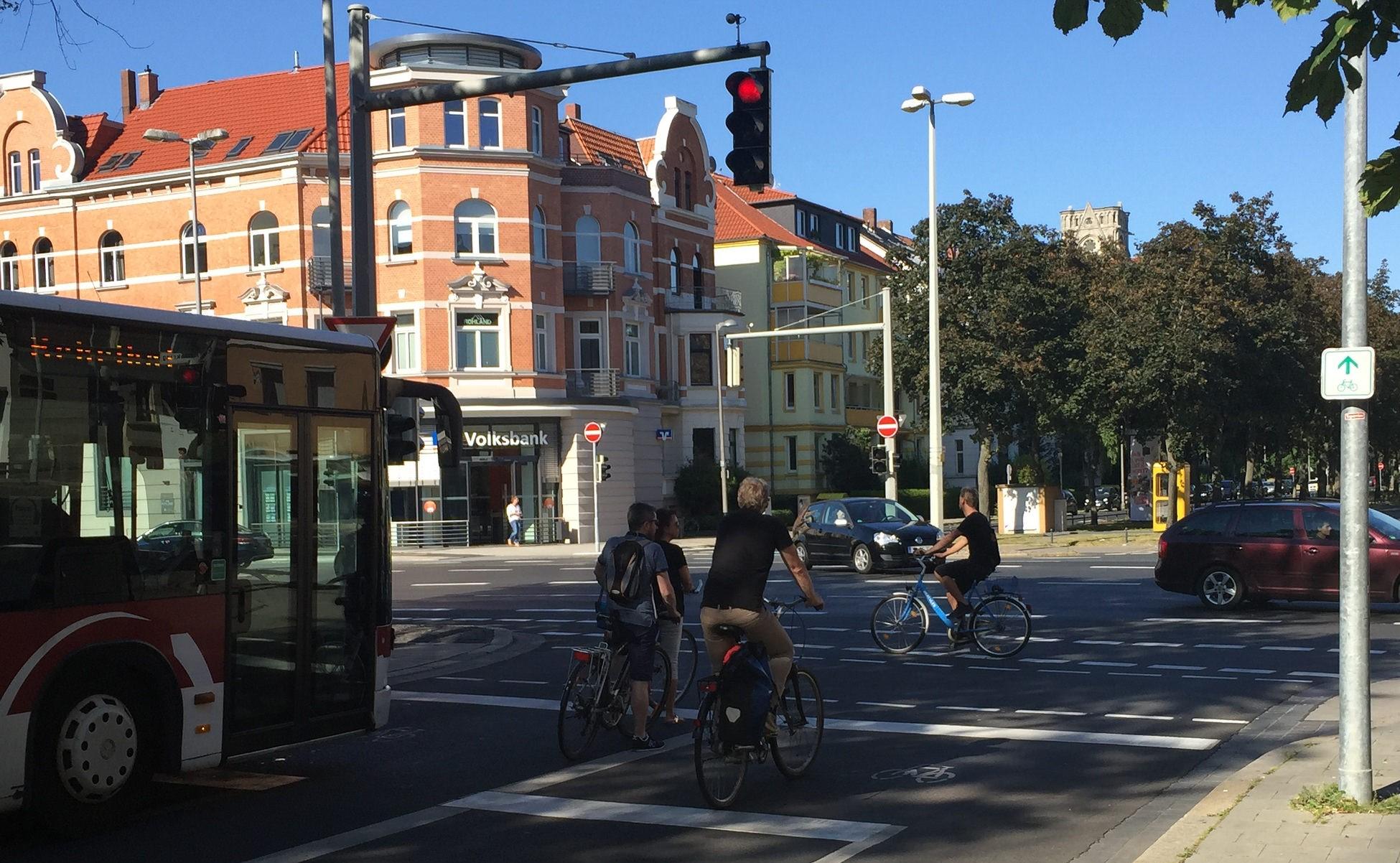 Grüne Inhalte in Stadt und Region