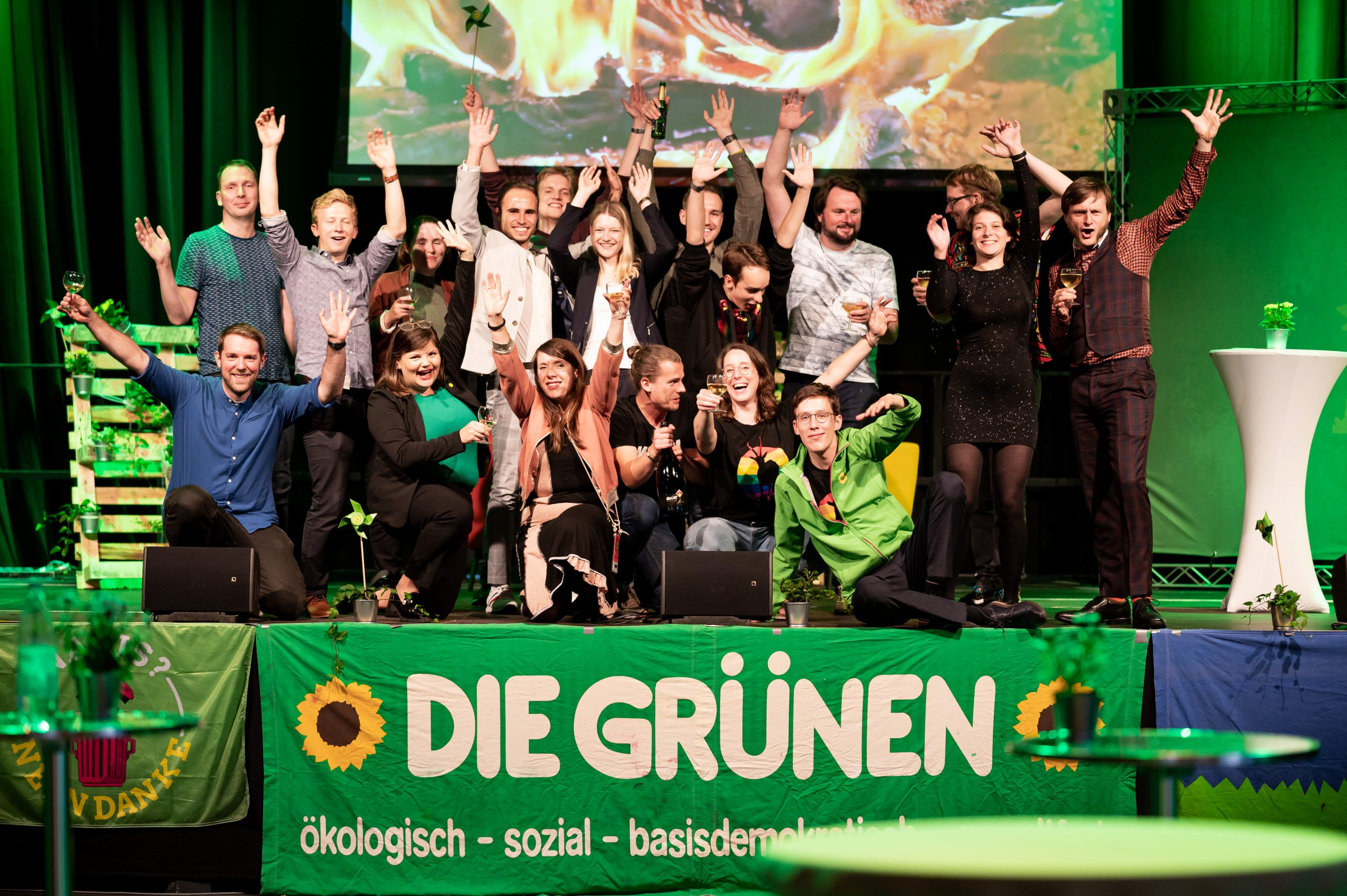 Grüne sind zweitstärkste Kraft in Braunschweig!