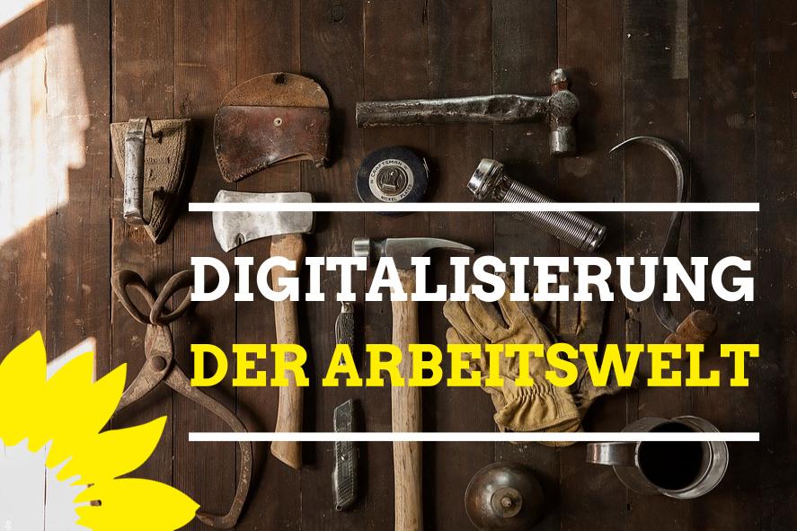 Digitalisierung der Arbeitswelt